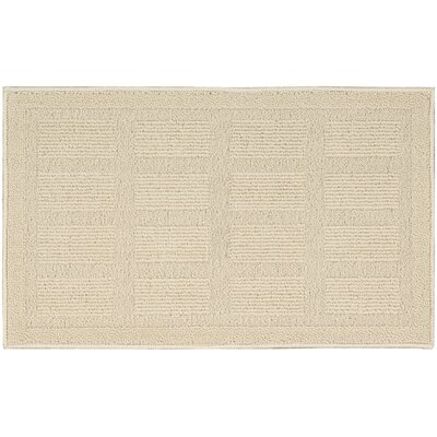 Seema Cream Area Rug Rug Size: Rectangle 16 x 26