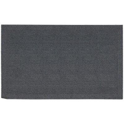 Susanna Slate Area Rug Rug Size: 26 x 4