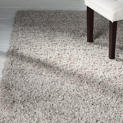 Lilah Gray Area Rug Rug Size: Rectangle 22 x 3
