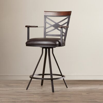 Allensville 26 Swivel Bar Stool