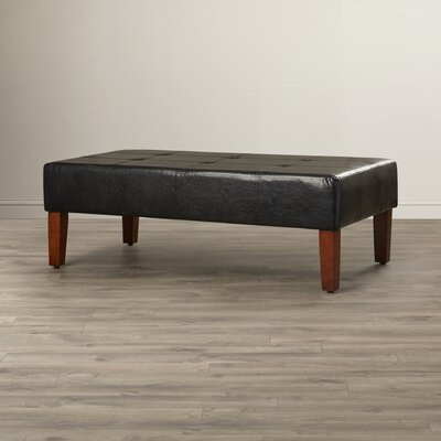 Mason Coffee Table Color: Black
