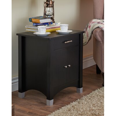 Derry 1 Drawer Nightstand