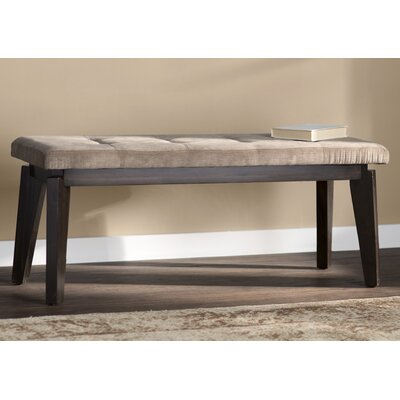 Inez Wood Entryway Bench