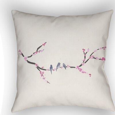 Aldreda Indoor Outdoor Throw Pillow