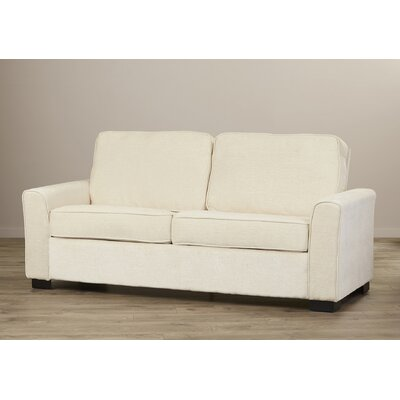 Bettrys Sofa Upholstery: Ivory