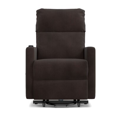 Albert Power and Lift Wall Hugger Recliner Color: Brown