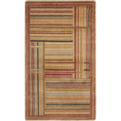 Shakia Brown Area Rug