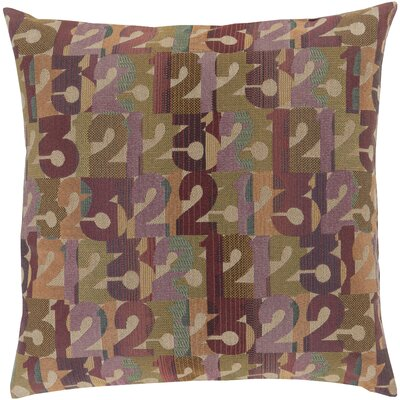 Latson Throw Pillow Cover Size: 20 H x 20 W x 1 D
