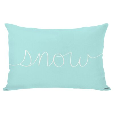 Ursula Snow Mix And Match Lumbar Pillow
