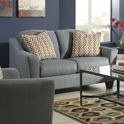 Andover Mills ANDO4145 31894002 Emmons Loveseat Upholstery
