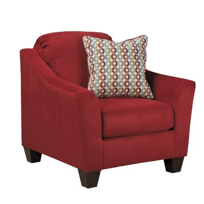 Emmons Arm Chair Fabric: Spice