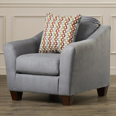 Emmons Arm Chair Fabric: Lagoon