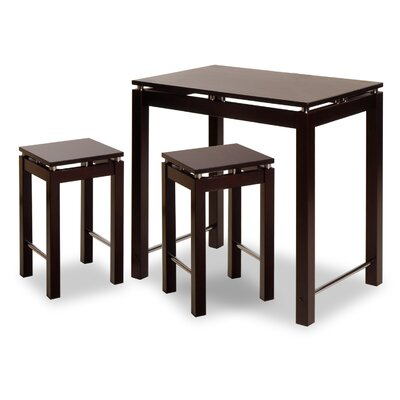 Judith 3 Piece Dining Set