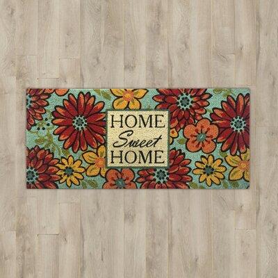 Carrie Buton Home Sweet Home Doormat