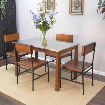 Hawkes Chestnut Dining Table