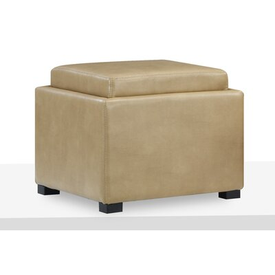 Seeman Ottoman Color: Saddle