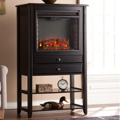 Fox Run Maldonado Corner Convertible Electric Fireplace