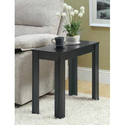 Killdeer End Table Finish: Black