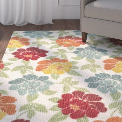 Beatrice Ivory Area Rug Rug Size: Rectangle 26 x 4