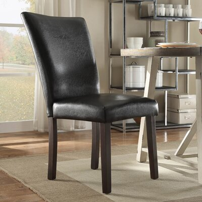 Pomfret Parson Chair Color: Black