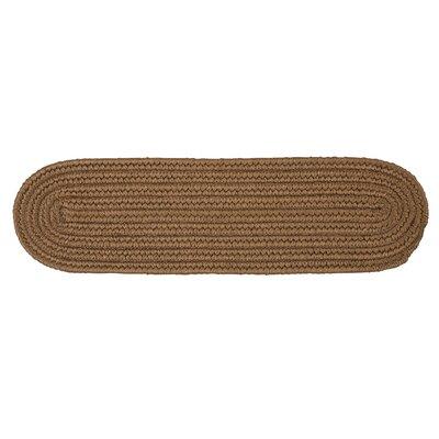 Mcintyre Brown Stair Tread Quantity: 1