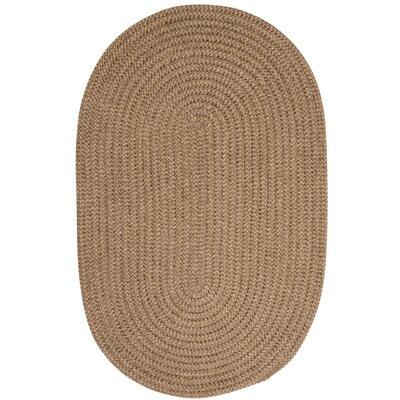 Hale Caf� Tostado Indoor/Outdoor Area Rug Rug Size: Oval 8 x 11