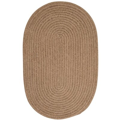 Hale Caf� Tostado Indoor/Outdoor Area Rug Rug Size: Oval 3 x 5