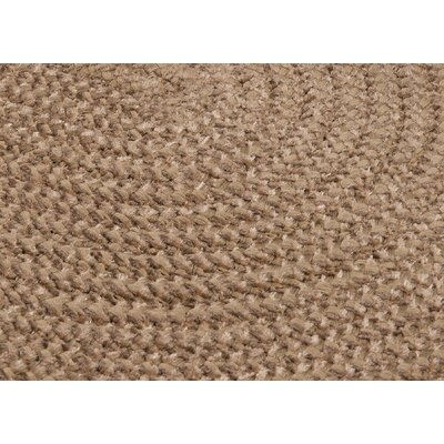 Hale Caf� Tostado Indoor/Outdoor Area Rug Rug Size: Oval 4 x 6