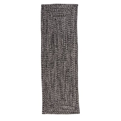 Hawkins Blacktop Indoor/Outdoor Area Rug Rug Size: Runner 2' x 12'