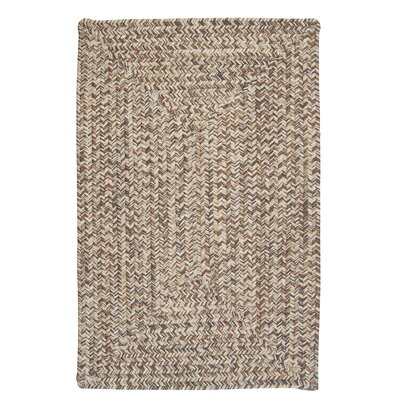 Russett Storm Gray Rug Rug Size: 2' x 3'