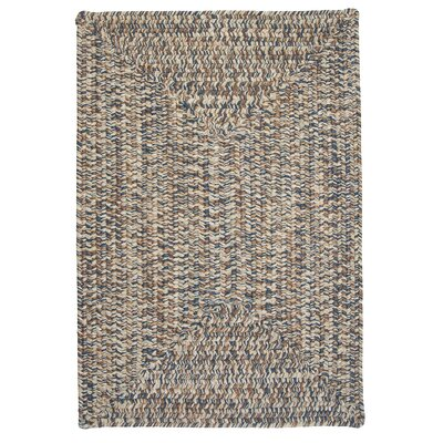 Beltran Blue Rug Rug Size: Rectangle 7 x 9