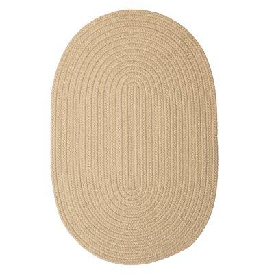 Mcintyre Linen Outdoor Area Rug Rug Size: Oval 4 x 6