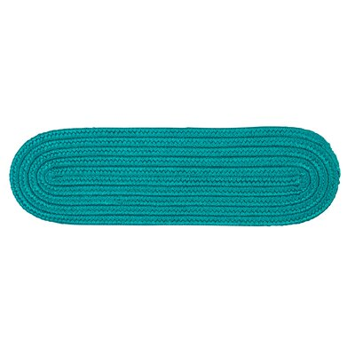 Mcintyre Turquoise Stair Tread Quantity: 1