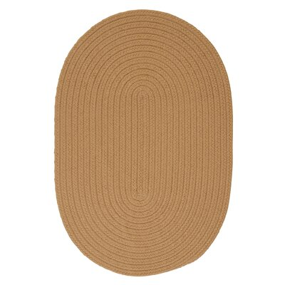 Mcintyre Topaz Indoor/Outdoor Area Rug Rug Size: Oval 3 x 5
