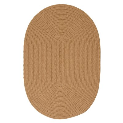 Mcintyre Topaz Indoor/Outdoor Area Rug Rug Size: Oval 5 x 8