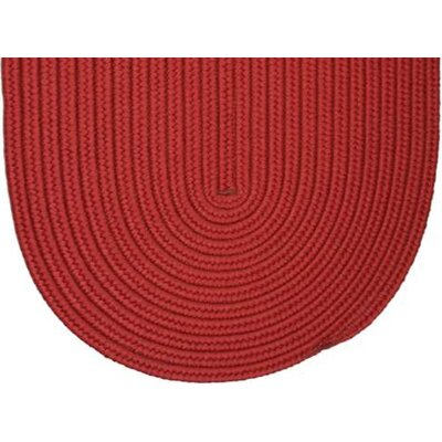 Rainsburg Sangria Indoor/Outdoor Rug