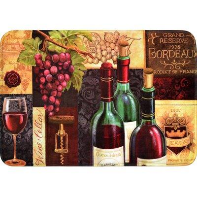 Quarryville Wine Cellar Kitchen Mat