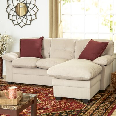 Andover Mills ANDO1532 25284515 Right Hand Facing Sectional Upholstery