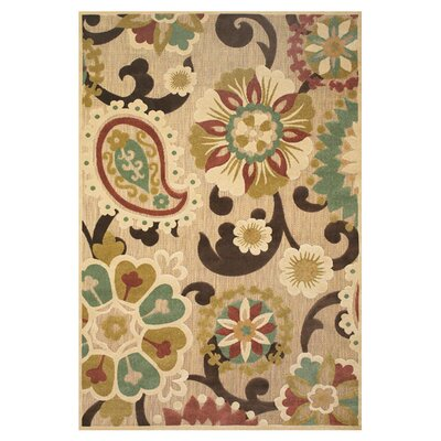 Zabala Area Rug Rug Size: Rectangle 76 x 106