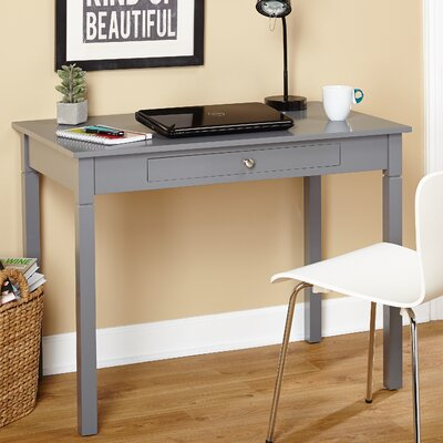 Reynoldsville Writing Desk Finish: Gray