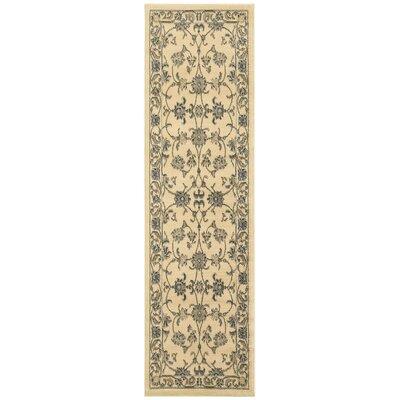 Dyana Floral Area Rug Rug Size: Runner 21 x 75