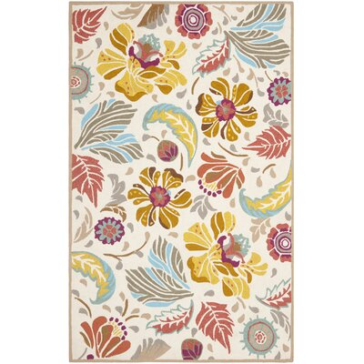 Doyle Indoor/Outdoor Area Rug Rug Size: Rectangle 4 x 6