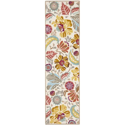 Doyle Indoor/Outdoor Area Rug Rug Size: Runner 2' x 6'