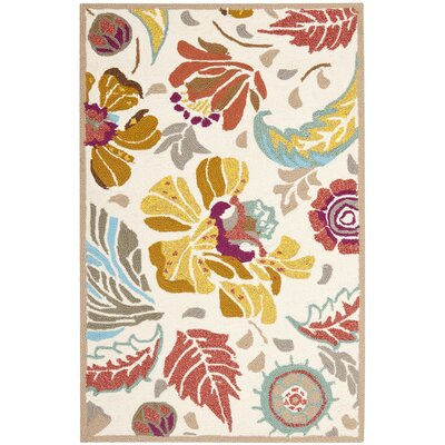 Doyle Indoor/Outdoor Area Rug Rug Size: Rectangle 23 x 39