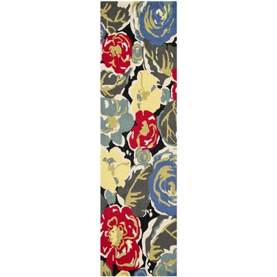 Doyle Outdoor Area Rug Rug Size: Runner 23 x 8