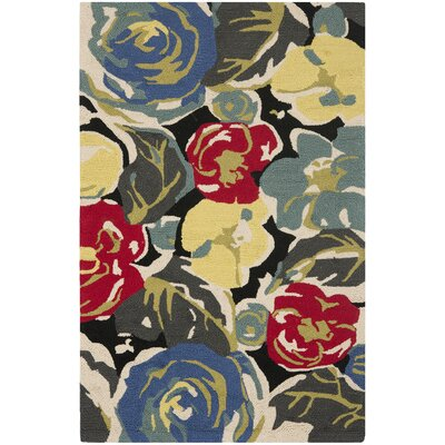 Doyle Outdoor Area Rug Rug Size: Rectangle 26 x 4