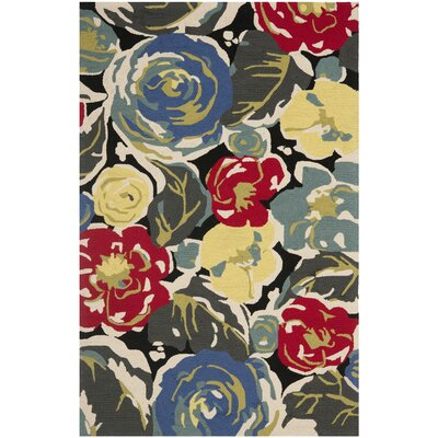 Doyle Outdoor Area Rug Rug Size: Rectangle 4 x 6