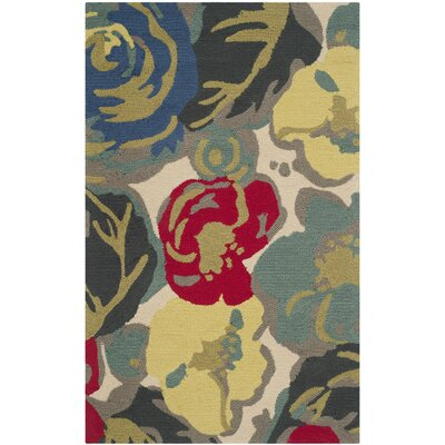Doyle  IndoorOutdoor Area Rug Rug Size: Rectangle 3 x 5