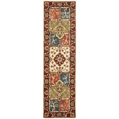 Albert Area Rug Rug Size: Runner 23 x 12