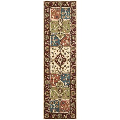 Albert Area Rug Rug Size: Runner 23 x 8